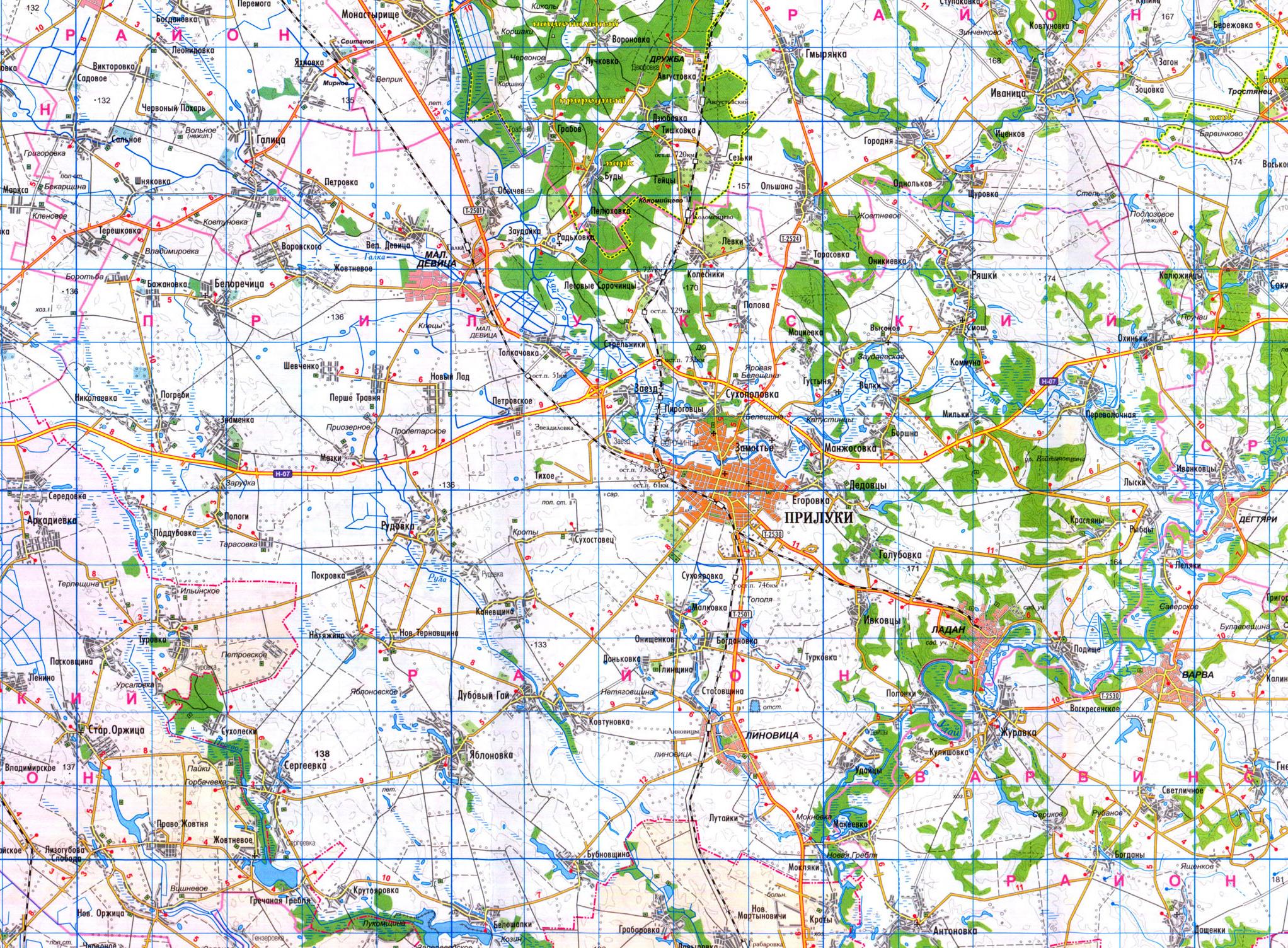 карта прилукского района: priluki.ukr1.ru/index.php?file=maprn